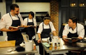BravoTV via: http://www.bravotv.com/top-chef/photos/top-chef-gets-sporty-and-bookish/item/10611951