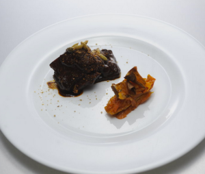 Gregory's Short Ribs and Mole via: bravotv.com